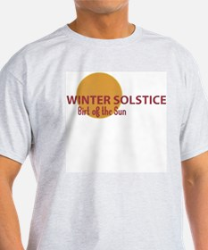 Winter Solstice Ash Grey T-Shirt