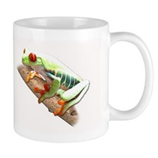 Red Eyed Tree Frog III Mug