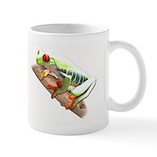 Red Eyed Tree Frog Mug III