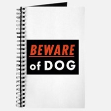Beware of Dog Journal