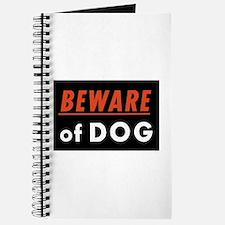 Beware of Dog Journal