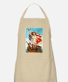 United States Army BBQ Apron