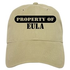 Property of Eula Baseball Cap