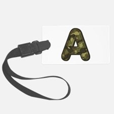 A Army Luggage Tag
