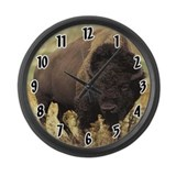 Bison Wall Clocks