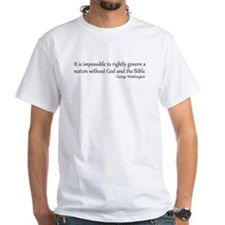 Washington Quote Shirt