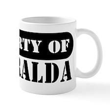 Property of Esmeralda Small Mug
