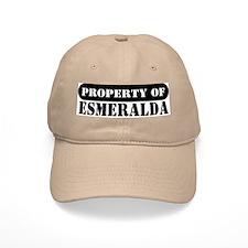 Property of Esmeralda Baseball Cap