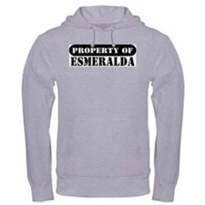 Property of Esmeralda Jumper Hoody