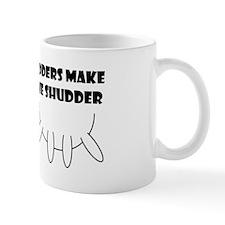 Udders Make Me Shudder Mug