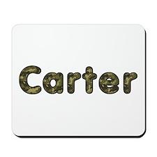 Carter Army Mousepad