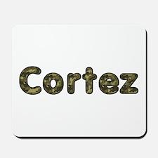 Cortez Army Mousepad