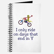 MotoChick Days Journal