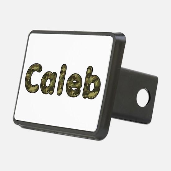 Caleb Army Hitch Cover