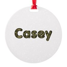 Casey Army Ornament