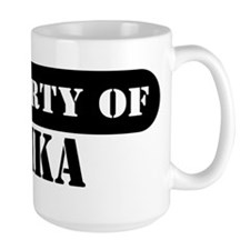 Property of Erika Mug