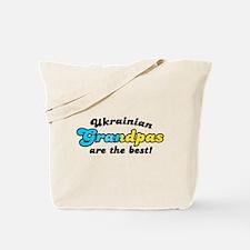 Ukrainian Grandpas are the Best Tote Bag