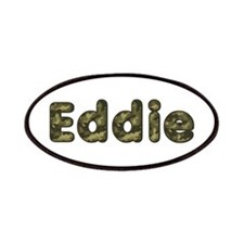 Eddie Army Patch