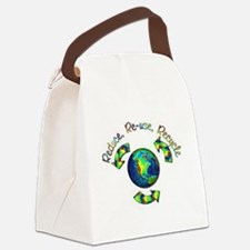 3R Canvas Lunch Bag