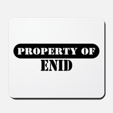 Property of Enid Mousepad