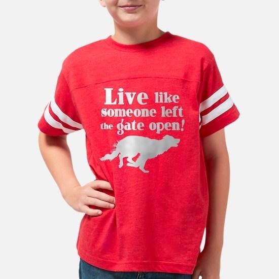 OPEN GATE Youth Football Shirt