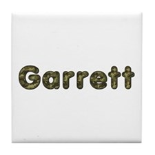 Garrett Army Tile Coaster