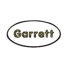 Garrett Army Patch