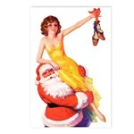 Santa's Hot Tomato Postcards (Package of 8)
