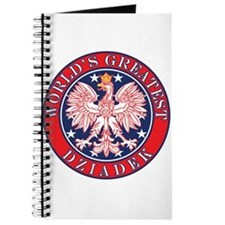 World's Greatest Dziadek Journal