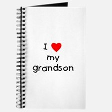 I love my grandson Journal