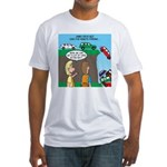 Remote Parking Fitted T-Shirt