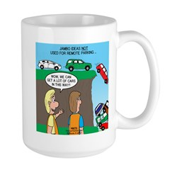 Remote Parking Mug