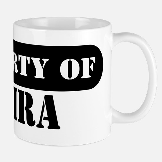 Property of Elvira Mug