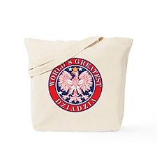 World's Greatest Dziadzia Tote Bag