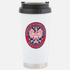 World's Greatest Dziadzia Travel Mug