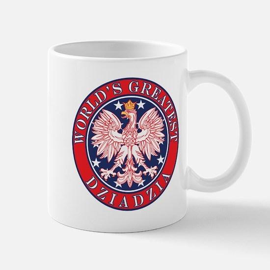 World's Greatest Dziadzia Mug