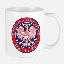 World's Greatest Dziadzia Small Mugs
