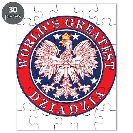 World's Greatest Dziadzia Puzzle