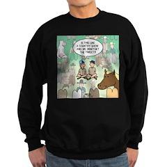 Country Arena Show Sweatshirt (dark)