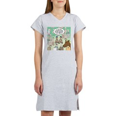 Country Arena Show Women's Nightshirt