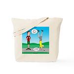 Avoid Blisters Tote Bag