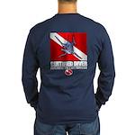 Certified Diver (Marlin) Long Sleeve T-Shirt