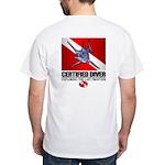 Certified Diver (Marlin) T-Shirt