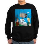 Shark Cage Sweatshirt (dark)