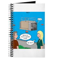 Shark Cage Journal