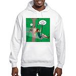 Canopy Tour Zip Line Hooded Sweatshirt