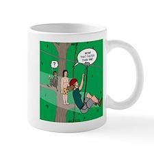 Canopy Tour Zip Line Mug