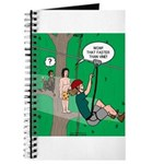Canopy Tour Zip Line Journal