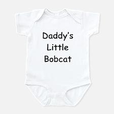 Daddy's Little Bobcat Onesie