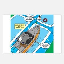 Water Rescue Postcards (Package of 8)